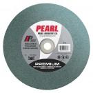 "Pearl 10"" x 1"" x 1-1/4"" C60 GRIT - Bench Grinding Wheel"