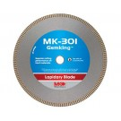 "MK-301 MK Diamond Saw Blades 6"" x .025 x 5/8"" Lapidary"