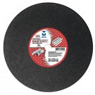 "Mercer 14"" x 7/64"" x 1"" Low Horsepower Chop Saw Wheels - Metal (Pack of 10)"