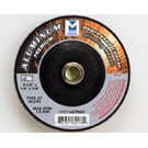 "Mercer 5"" x 1/4"" x 7/8"" Grinding Wheel Type 27 - Aluminum (Pack of 25)"