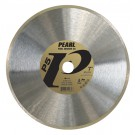 "Pearl 7"" x .048 x 5/8"" P5 Diamond Blade - Glass Tile"