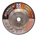 "Mercer 5"" x 1/4"" x 5/8""-11 Grinding Wheel Type 27 Aluminum (Pack of 20)"