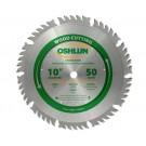 "WOOD CUTTING SAW BLADES 10"" X 5/8"" X 50T"
