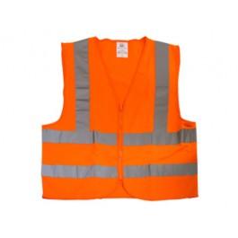 Safety Vest Orange High Visability
