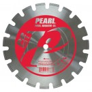 "Pearl 14"" x .125 x 1"", 20mm  P2 PRO-V Asphalt and Green Concrete Blade"