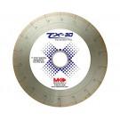 """TX-30  MK Diamond Saw Blades 10"""" x .060 x 1"""" - Porcelain Tile"""