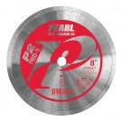 "8"" x .060 x 5/8"" Pearl P2 PRO-V  Tile Cutting Diamond Blade"