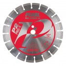 "Pearl 12"" x .125 x 1"", 20mm  P2 PRO-V Segmented Diamond Blade"