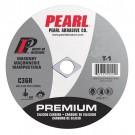 "Pearl 7"" x 1/8"" x DIA, 5/8"" Premium Silicon Carbide Cut-Off Wheel (Pack of 25)"