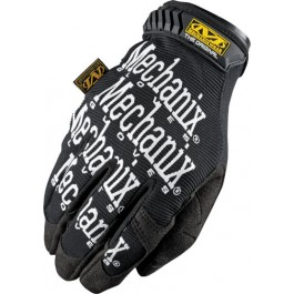 Mechanix Gloves - ORIGINAL BLACK