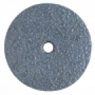 "Gemtex 4"" x 5/8"" 24Grit Resin Fibre Disc ""ZEE-Type"" (25 Pack)"