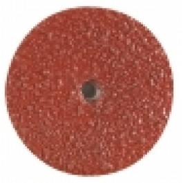 "Gemtex 9"" x 7/8"" 120Grit Resin Fibre Disc ""A-Type"" (25 Pack)"