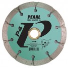 "Pearl 4 1/2"" x .375 x 7/8"" - 5/8"" P4 Sandwich Tuck Point Diamond Blade"