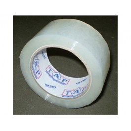 "Packaging Tape 3"" x 110yd 1.8mil Clear - 24/Rolls"