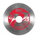 "4-1/2"" x .060 x 7/8"", 5/8"" Pearl P2 PRO-V Tile Cutting Diamond Blade"