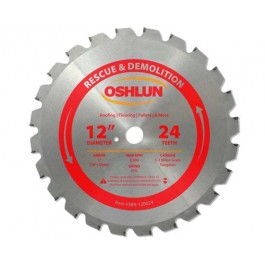 "RESCUE & DEMOLITION SAW BLADES 12"" X 1"" X 24T"