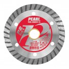 "Pearl 4"" x .080 x 20mm, 5/8"" Pearl P2 PRO-V Turbo Blade"