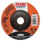 "Pearl SRT 7"" x 1/4"" x 7/8"" Depressed Center Grinding Wheel (Pack of 10)"
