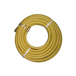 """Air Hoses Goodyear Rubber YELLOW 250# 3/8"""" x 100' - USA"""