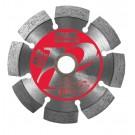 "Pearl 4 1/2"" x .250 x 7/8"", 5/8"" P2 PRO-V Tuck Point Diamond Blade"