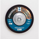 "Mercer 5"" x 1/4"" x 5/8""-11 Grinding Wheel TYPE 27 - Zirconia (Pack of 20)"