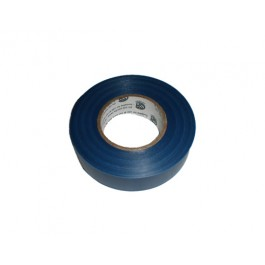 "Electrical Tape Vinyl 3/4"" x 60' x 7mil UL - Blue (Pack of 10)"