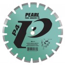 "Pearl 12"" x .125 x 1"", 20mm  P4 Asphalt and Green Concrete Blade"