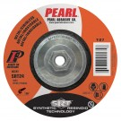 "Pearl SRT 7"" x 1/4"" x 5/8""-11 Depressed Center Grinding Wheel (Pack of 10)"