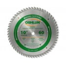 "WOOD CUTTING SAW BLADES 10"" X 5/8"" X 60T"