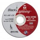 """Mercer Black Lightning 4 1/2"""" x .045"""" x 7/8"""" - Metal (Pack of 50)"""