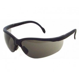 "Safety Glasses ""Journey"" SMOKE Lens - Black Frame"
