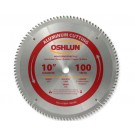 "Aluminum Cutting Saw Blades 10"" X 5/8"" X 100T"