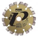 """Pearl 4"""" x .090 x 7/8"""", 5/8"""", 20mm P5 Hard Materials Diamond Blade"""