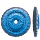 "Mercer Zirconia Flap Disc 4 1/2"" x 5/8"" -11 36grit HD - T27 (Pack of 10)"