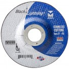 "Mercer Black Lightning 4"" x .045 x 5/8""  - Stainless Steel (Pack of 50)"