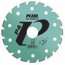 "Pearl 5"" x 7/8"" - 5/8"" P4 Electroplated Diamond Blade - Marble"