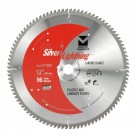 """Silver Lightning Wood Cutting Saw Blades 12"""" x 1"""", 5/8 x 96T - 711203"""