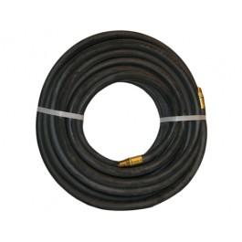 """Air Hoses Goodyear Rubber BLACK 250# 3/8"""" x 50' - USA"""