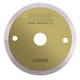 "Pearl 3-3/8"" x 15mm - General Purpose  P5 Tile Cutting Diamond Blade"