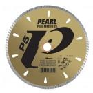 "Pearl 4"" x .070 x  20mm, 5/8"" P5 Diamond Blade - Granite"