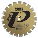 "Pearl 12"" x .125 x 1"", 20mm  P5 Asphalt and Green Concrete Blade"