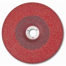"Pearl REDLINE 7"" x 1/4"" x 7/8"" Depressed Center Grinding Wheel (Pack of 10)"