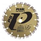 "Pearl 20"" x .125 x 1""  P5 Hard Materials Diamond Blade"