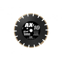 "AX-10  MK Diamond Saw Blades 12"" x .110 x 1"" Laser Welded"