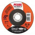 "Pearl SRT 4 1/2"" x .045 x 7/8"" Depressed Center Cut-Off Wheels (Pack of 25)"