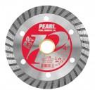 "Pearl 4-1/2"" x .080 x 7/8"", 5/8"" Pearl P2 PRO-V Turbo Blade"
