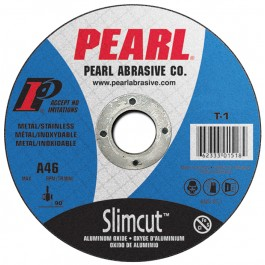 "4-1/2"" x .040 x 7/8""  Pearl Slimcut40 Cut-Off Wheels (Pack of 25)"