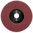 "Pearl 4-1/2"" x 7/8"" Al/Ox Surface Preparation Wheel (Pack of 10)"