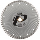 "Pearl 7"" x .080 x 7/8 DIA - 5/8"" P3 Waved Core Turbo Diamond Blade"