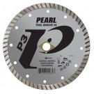 "Pearl 8"" x .080 x DIA - 5/8"" P3  Flat Core Turbo Blade"